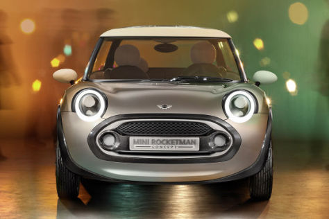 Mini Studie Rocketman Concept (2011)