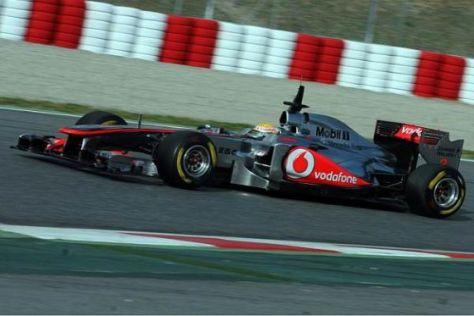 Bei McLaren freut man sich über die zusätzliche Entwicklungszeit