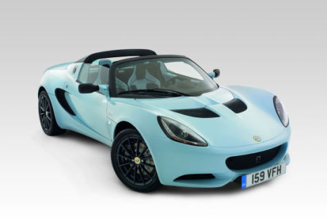 Lotus Elise Club Racer (2011)