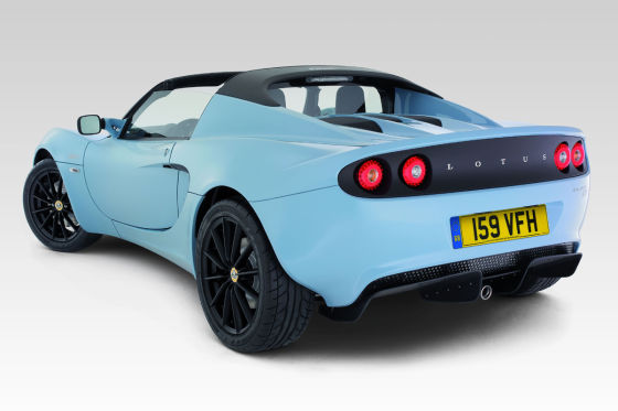 Lotus Elise Club Racer (2011)