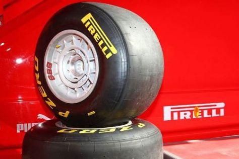 Der Verschleiß der neuen Pirelli-Reifen wird immer wieder heiß diskutiert