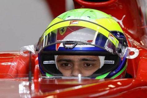 Große Hoffnungen: Felipe Massa klönnte vom Wechsel zu Pirelli profitieren