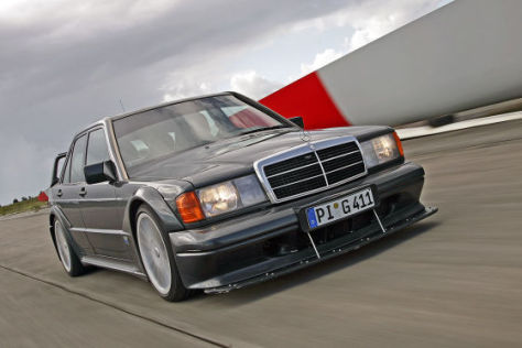 Mercedes 190 E 2.5-16 Evo II