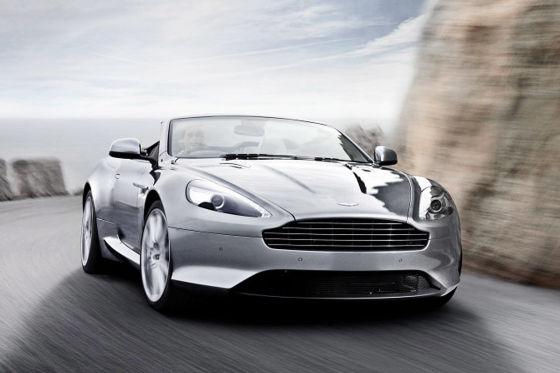 Aston Martin Virage Volante 2012