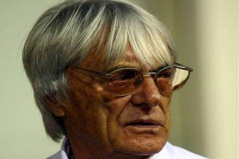 Bernie Ecclestone will von Bahrain nur Geld, wenn dort auch gefahren wird