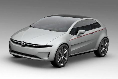 Giugiaro Volkswagen Italdesign Coupé Concept