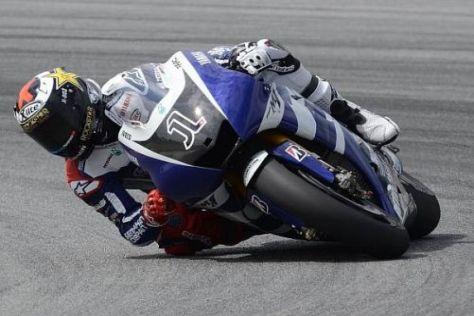 Jorge Lorenzo wünscht sich nach wie vor mehr Motorleistung bei seiner M1