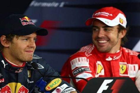 Fernando Alonso versteht Sebastian Vettels Wunsch, für Ferrari zu fahren