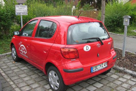 Carsharing-Auto