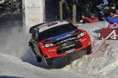 Petter Solberg punktet nun auch für die Herstellerwertung der WRC