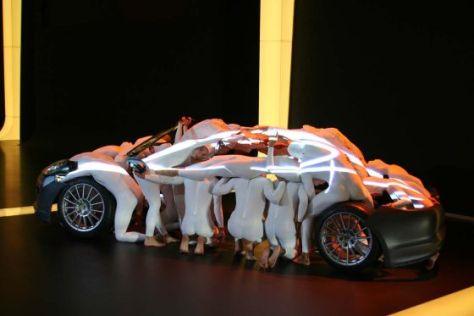 Genfer Autosalon 2011: VW-Abend