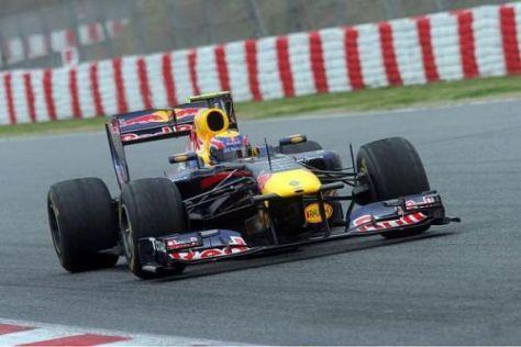 Der Red Bull gilt als eines der schnellsten Autos, so genau weiß das aber niemand