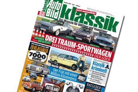AUTO BILD KLASSIK 4/2011