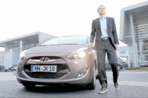 Jürgen Klinsmann ist Markenbotschafter von Hyundai