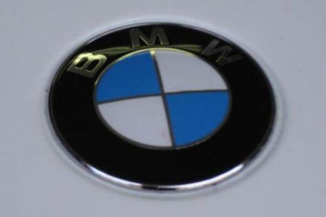 Das BMW Logo ist weiterhin im Fahrerlager der MotoGP-WM zu sehen