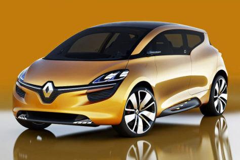 Renault R-Space Studie (2011)