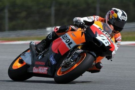 Dani Pedrosa will mit Honda an die bisherigen Testergebnisse anknüpfen