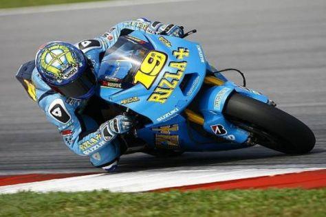 Alvaro Bautista soll mit der Suzuki in den Top 6 mitmischen