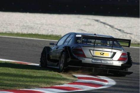 Sichtung: Mercedes schickte in Estoril viele Neuling auf die Testbahn