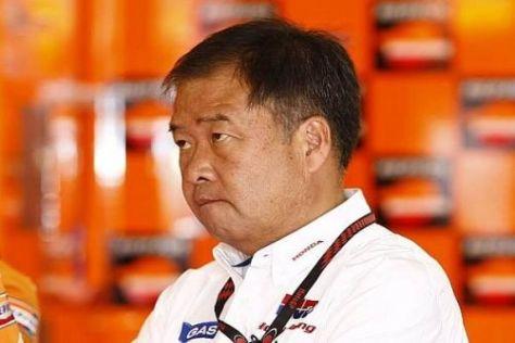 Laut Shuhei Nakamoto muss sich Honda in Sachen Bremsstabilität verbessern