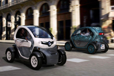 renault twizy in genf 2011 preis. Black Bedroom Furniture Sets. Home Design Ideas