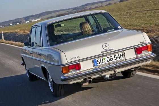 Mercedes 220/8