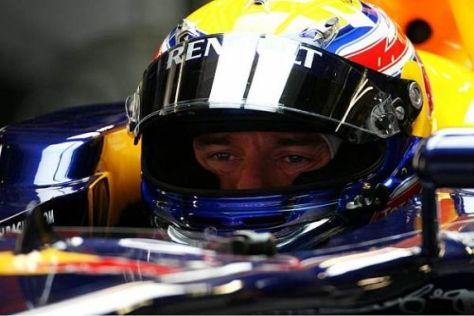 Mark Webber sieht seine Formel-1-Zukunft langfristig im Team von Red Bull