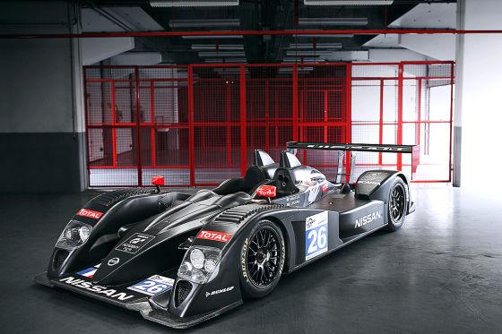 Nissan Le Mans Prototyp