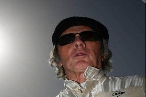Jackie Stewart erholt sich derzeit in seiner Heimat Schottland
