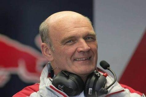 Wolfgang Ullrich erwartet mit seinen drei Neulingen einen Schritt nach vorn