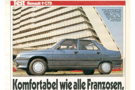 Renault R9 GTD