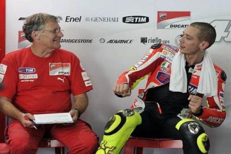 Burgess/Rossi: Colin Edwards traut ihnen auch in diesem Jahr eine Menge zu