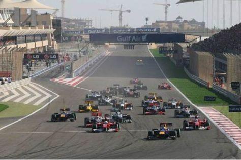 Der Grand Prix von Bahrain könnte noch in dieser Saison nachgeholt werden