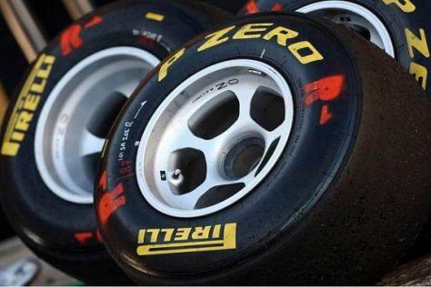 In dieser Saison können die Teams an Freitagen neue Pirelli-Pneus ausprobieren