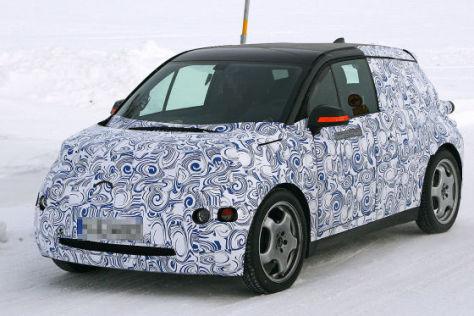 Erlkönig-Bilder vom BMW i3