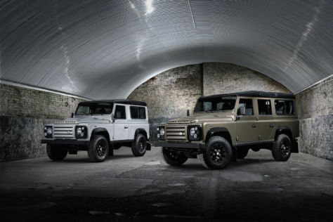 "Land Rover Defender ""Rough"""