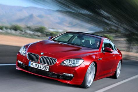 BMW 6er Coupé (2011)