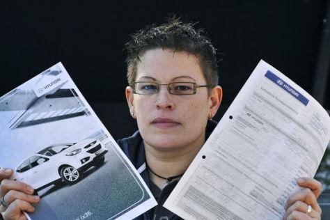 Hyundai-Kundin Yvonne Schwal