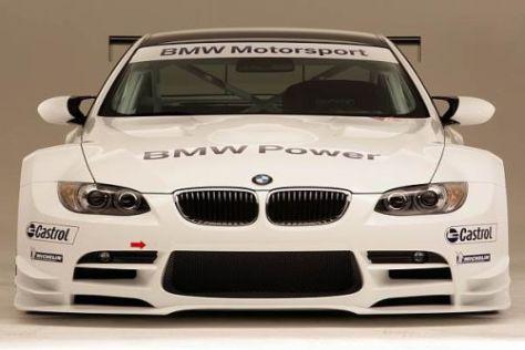BMW entwickelt einen DTM-Wagen auf Grundlage des aktuellen M3