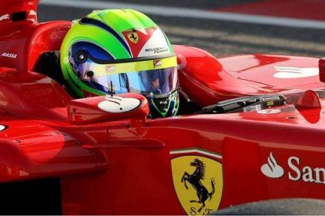 Der Ferrari war schon immer zuverlässig und wird langsam immer schneller