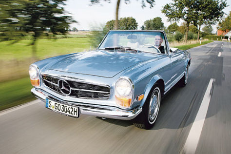 Mercedes 280 SL
