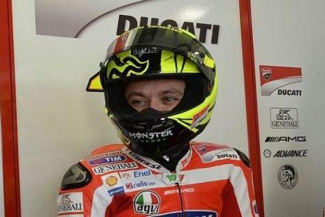 Valentino Rossi hat laut Kevin Schwantz seines Siegeswillen nicht verloren