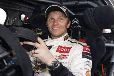 Petter Solberg würde das IndyCar-Finale fahren, wenn er eingeladen wird