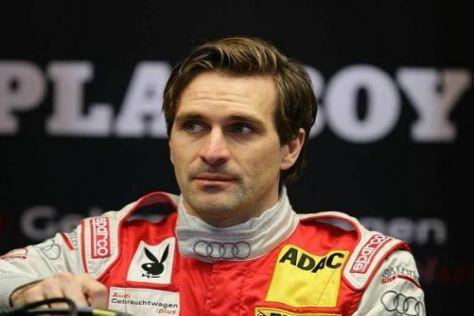 Kein Groll: Markus Winkelhock hatte eine schöne Zeit bei Audi in der DTM
