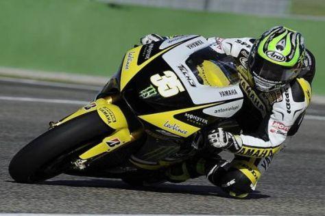 Cal Crutchlow startet in dieser Saison für Tech-3-Yamaha in der MotoGP