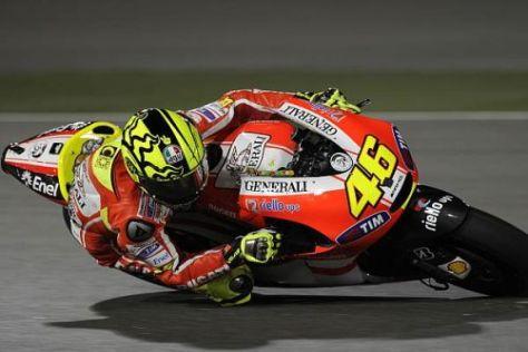 Die Schulter bereitet Valentino Rossi immer weniger Probleme