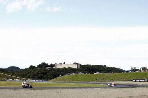 Die Rennstrecke in Motegi zählt schon seit geraumer Zeit zum MotoGP-Rennkalender