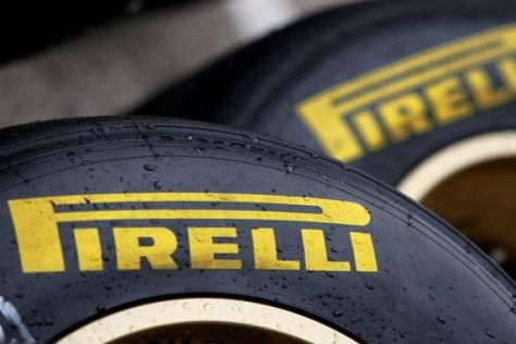 Ab 2011 zeichnet Pirelli für die Belieferung der Teams mit Rennreifen verantwortlich