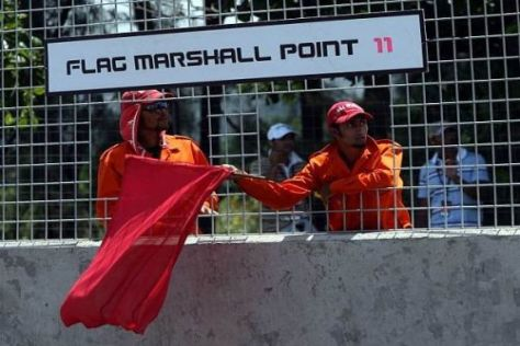 Rote Flagge: Die Veranstalter von Motegi winken ab und verschieben den Event