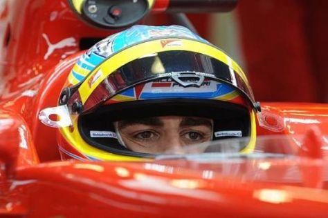 Fernando Alonso hat McLaren auch 2011 fest auf der Rechnung